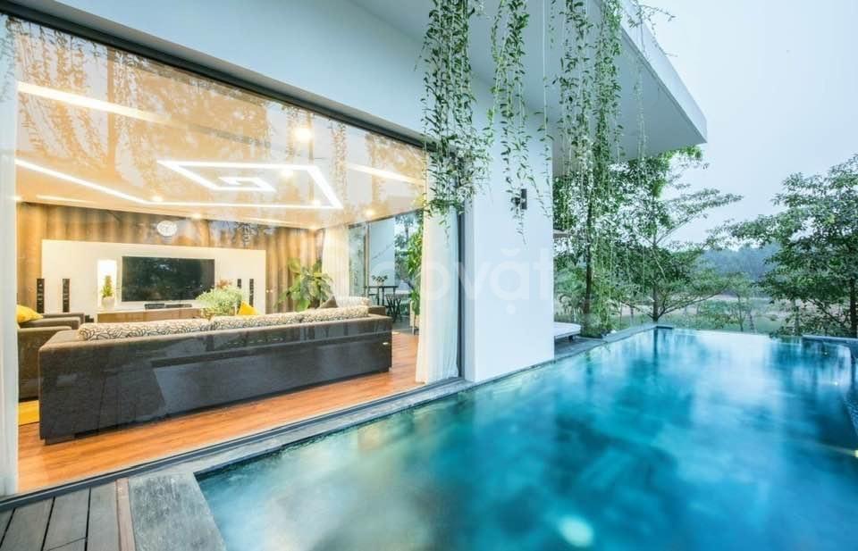 Biệt thự Flamingo VIP view Hồ Đại Lải 4 phòng ngủ, 600 m2