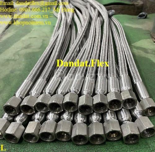 Nhà sản xuất Khớp nối mềm bằng inox, Khớp nối giãn nở nhiệt inox 304