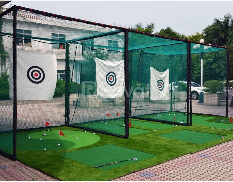 Khung lưới tập golf tại nhà (ảnh 5)
