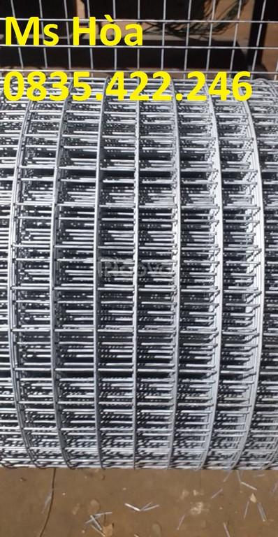 Báo giá hàng rào lưới thép hàn, thi công lưới thép hàn