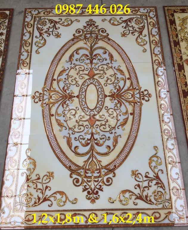 Gạch trang trí, gạch thảm, gạch lát nền HP02GT