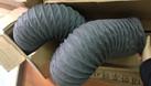 Ống gió mềm vải, ống gió vải, ống vải Tarpaulin, Fiber D200 thông gió. (ảnh 1)