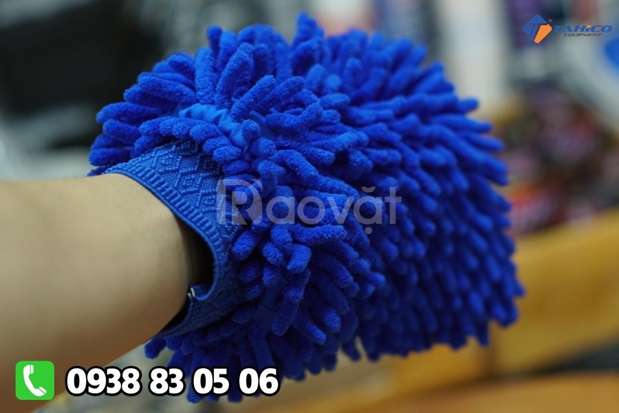 Găng tay lau rửa xe chuyên dụng tại Kiên Giang (ảnh 1)