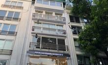 Cho thuê nhà mặt phố Nguyễn Chí Thanh 100m2 5 tầng mặt tiền 6,5m