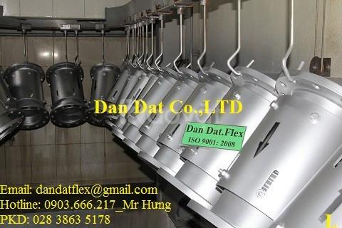 Khớp nối bù trừ giãn nở nhiệt (mặt bích JIS10K)/ống giãn nở nhiệt