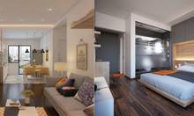 Cho thuê căn hộ 1103 Trung Yên Plaza UDIC Trung Hòa 94m2, 3PN