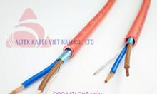Cáp chống cháy Fr 2 x 1.0mm Altek Kabel Cáp điện công nghiệp