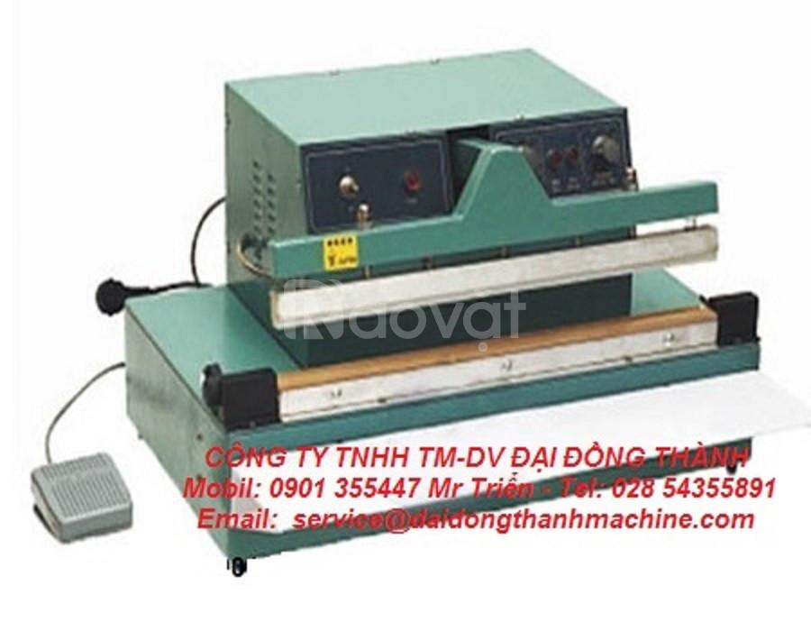 Máy hàn miệng bao tự động PS-600 xuất sứ đài loan giá tốt Toàn Quốc