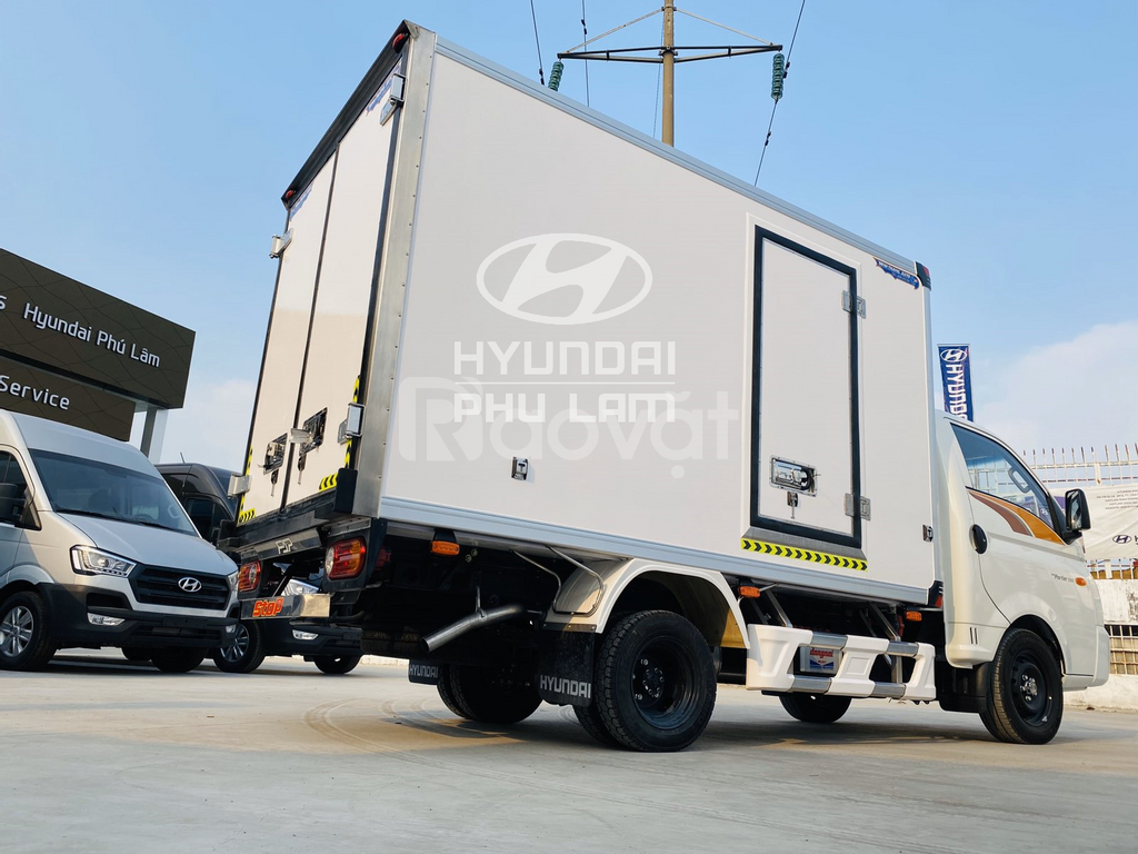 Hyundai New Porter 150 thùng đông lạnh (ảnh 5)
