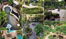 Báo giá sân vườn