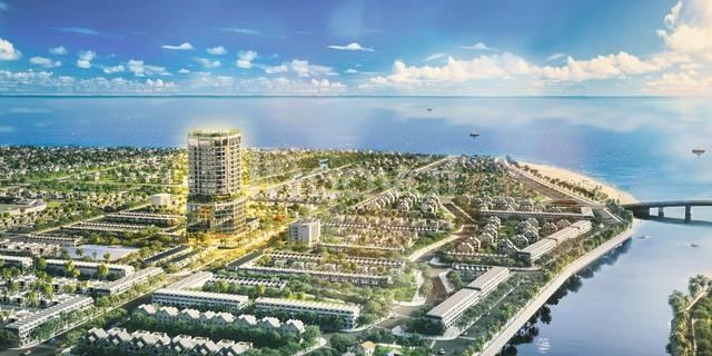 The Light Phú Yên căn hộ cao cấp sở hữu lâu dài đầu tiên Tp Tuy Hòa (ảnh 1)
