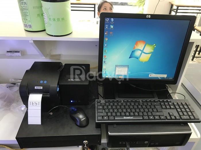 Chuyên máy tính tiền tại Phan Thiết cho Sữa Chua Trân Châu giá rẻ (ảnh 1)