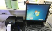 Chuyên máy tính tiền tại Phan Thiết cho Sữa Chua Trân Châu giá rẻ