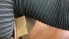 Ống gió mềm vải, ống gió vải, ống vải Tarpaulin, Fiber D200 thông gió. (ảnh 4)