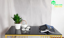 Mẫu bàn trà chữ nhật khung sắt sơn tĩnh điện NTX430