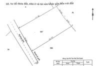 Bán lô đất đẹp xã An Phú, Củ Chi, cách TL15 100m, Sổ hồng CC, giá tốt