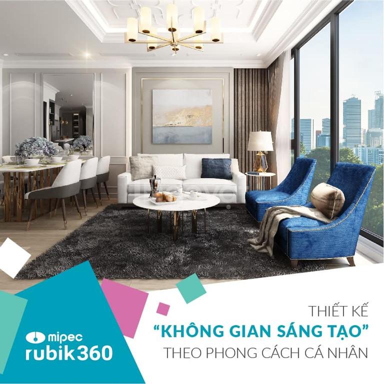 Bán căn 85m2 đẹp Mipec Rubik360 giá 3,8 tỷ