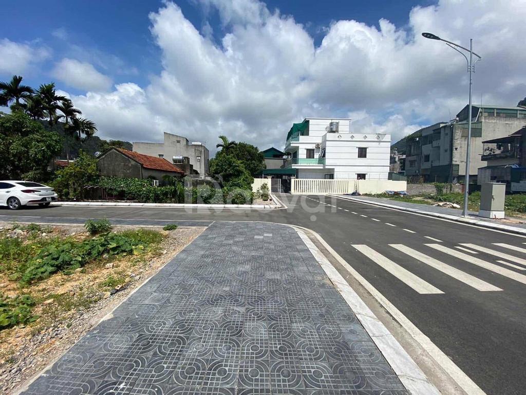 Dự án đất nền khu dân cư Cẩm Thạch giá chỉ 18*.7t/m2