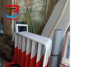 Hàng rào di động inox304, hàng rào mạ kẽm hàng có sẵn