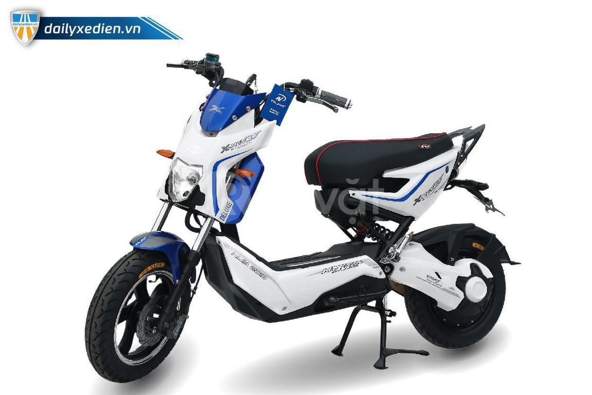 Xe đạp điện Nijia càn quét thị trường xe điện năm 2020 (ảnh 1)