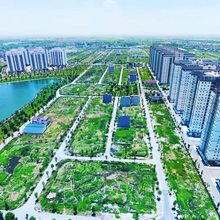 Cần tiền bán gấp lô biệt thự B1.4 BT13 Ô 2 nhìn vườn hoa KĐT Thanh Hà  (ảnh 1)