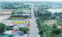 Bán đất đối diện KCN Hắc Dịch, có thể xây nhà trọ, khách sạn KD ngay