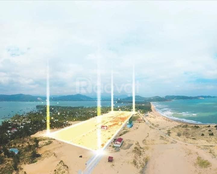 Đất nền sổ đỏ biển ngay Resort Hòa Lợi, Phú Yên, giá chỉ từ 1,2 tỷ