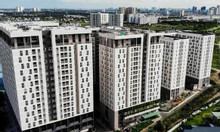 Bán căn hộ chung cư Sky 9, nội thất cơ bản, giá tốt tại Quận 9