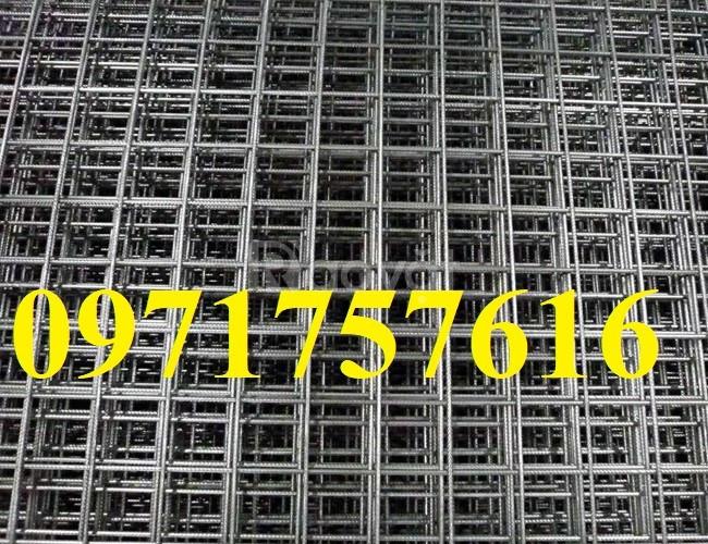 Lưới hàn mạ kẽm 1ly,2ly,2.5ly