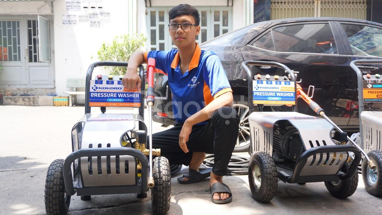 Bán khởi động từ cho máy rửa xe điện 1 pha tại khu vực Tây Ninh