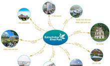 Bán căn 2 PN, 2 WC, Eurowindow River Park gần kề Phố Cổ, 1,36 tỷ