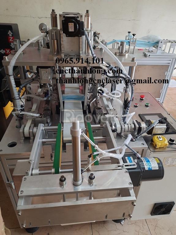 Dây chuyền máy làm khẩu trang y tế tự động hóa - Ms Hằng 0965914101