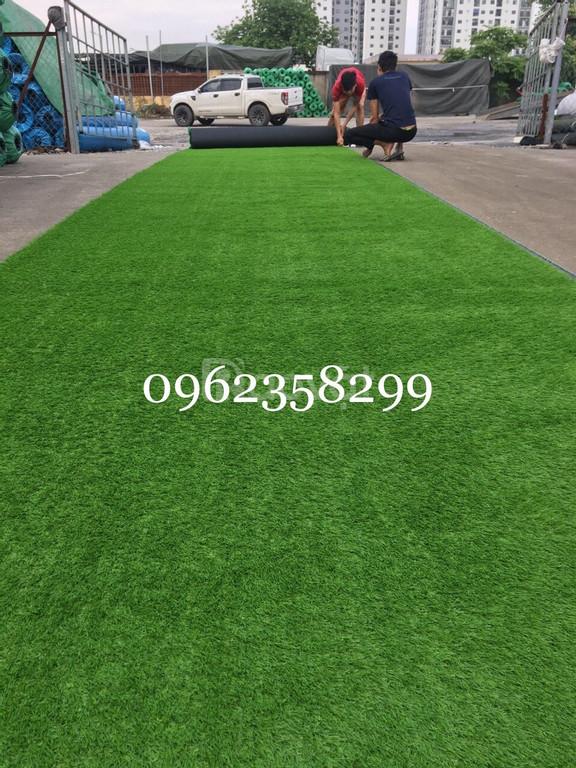Thảm cỏ nhân tạo phòng gym cao cấp  (ảnh 3)