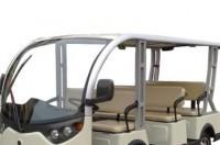 Vỏ xe điện, xe bus  composite