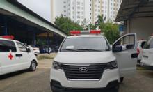 Hyundai Starex cứu thương dầu 2020 giao xe ngay