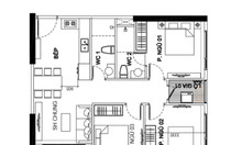 Bán căn hộ chung cư cao cấp Vinhomes-Smartcity
