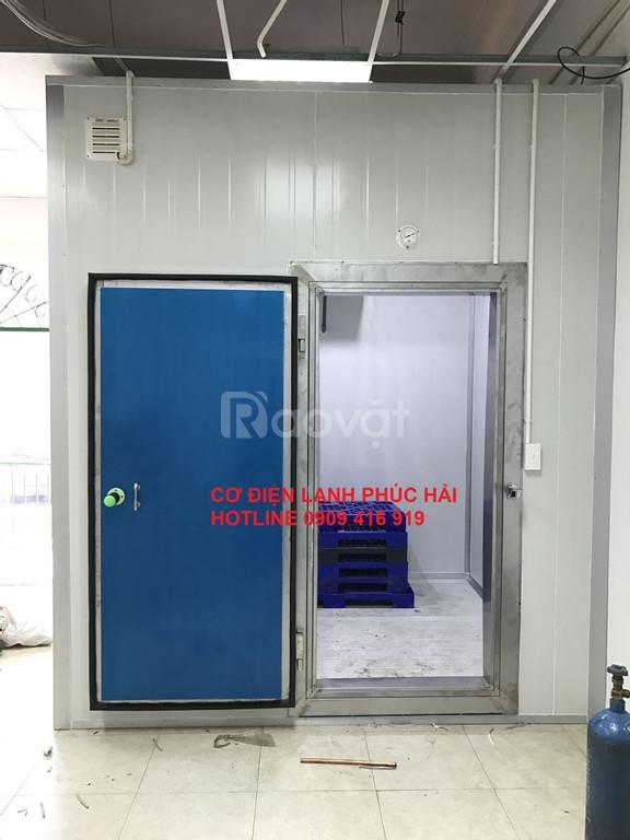 Rao vặt lắp đặt kho lạnh uy tín chất lượng giá rẻ tại TPHCM