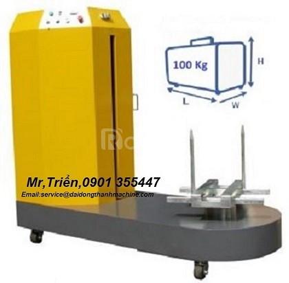 Máy dán băng keo thùng carton WP-5050RL chính hãng Wellpack Đài Loan