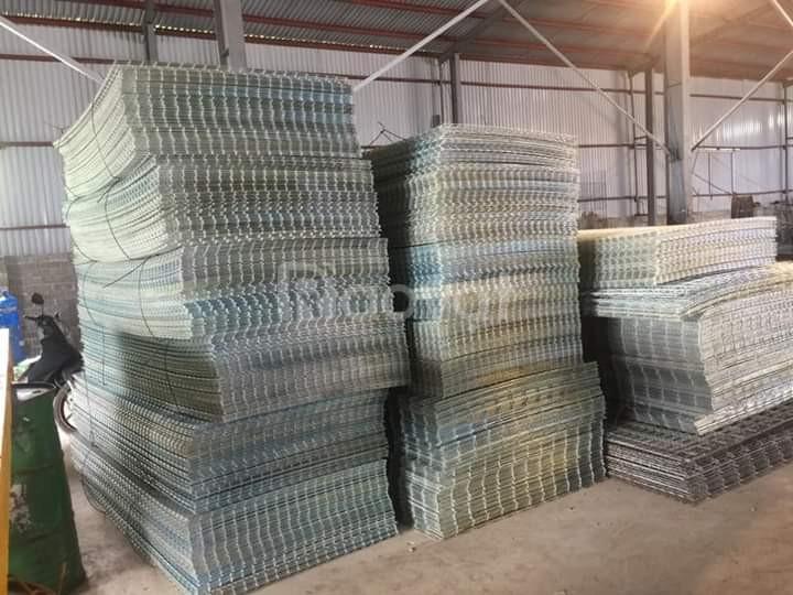 Lưới thép hàn D4, D5, D6, D8 đổ sàn bê tông, đổ mái giá rẻ nhất