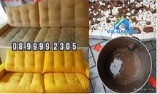 Vệ sinh sofa vải làm sạch sôpha salon tại Tân Uyên Bình Dương