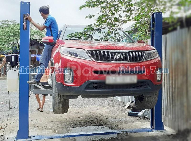 Thiết bị sửa chữa gara ô tô (ảnh 1)