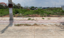 Đất mặt tiền Nguyễn Trung Trực KCN Thuận Đạo Cần Đước Long An, 85m2