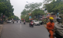 Bán đất mặt phố Nguyễn Thái Học , Phùng, Đan Phượng 86m2, giá 74 triệu