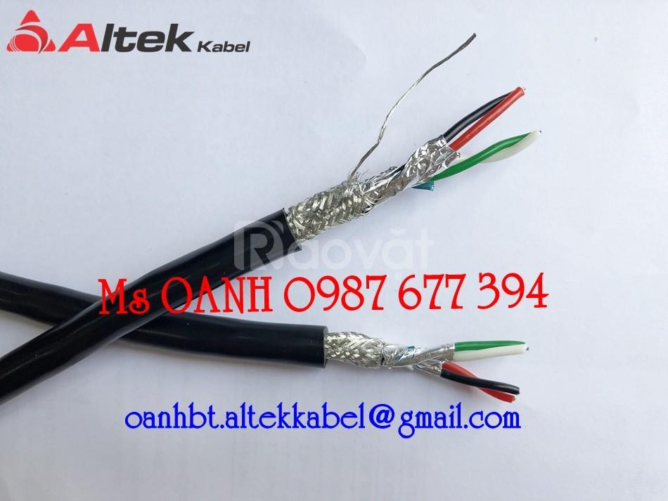 Cáp tín hiệu RS485 2 pair 18AWG  (ảnh 4)