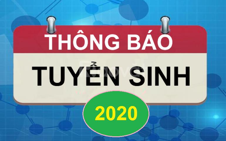 Tuyển sinh bậc Trung cấp - Đại học tại TPHCM năm 2020