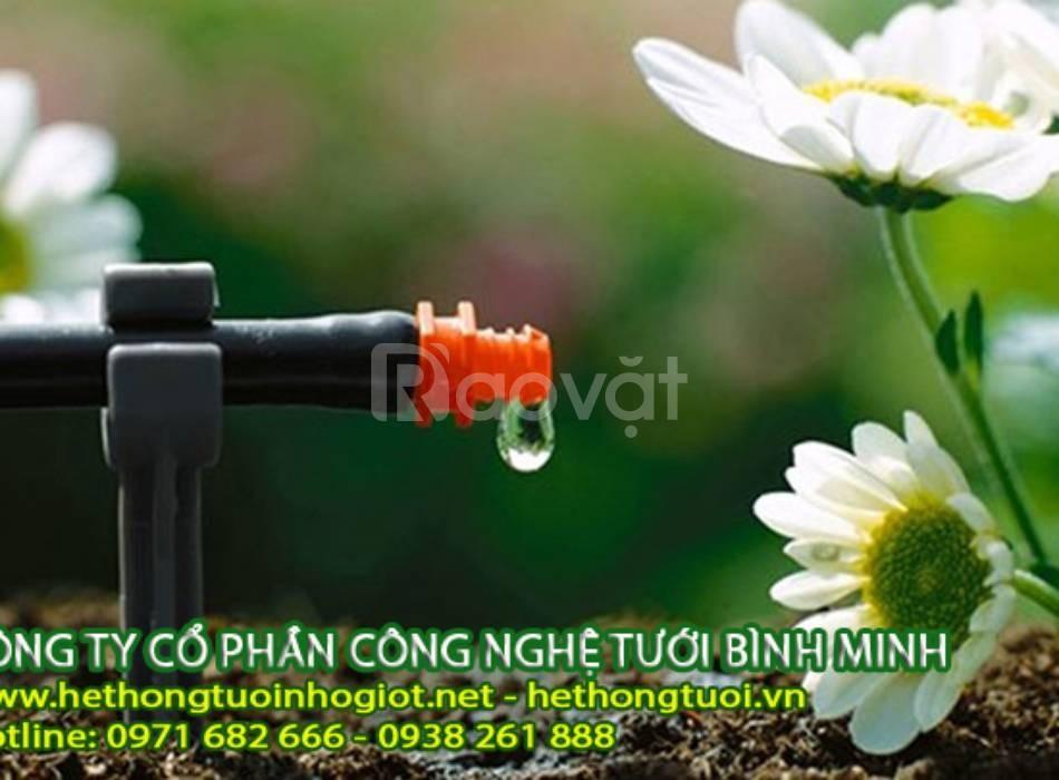 Ống tưới nhỏ giọt tại Hà Nội