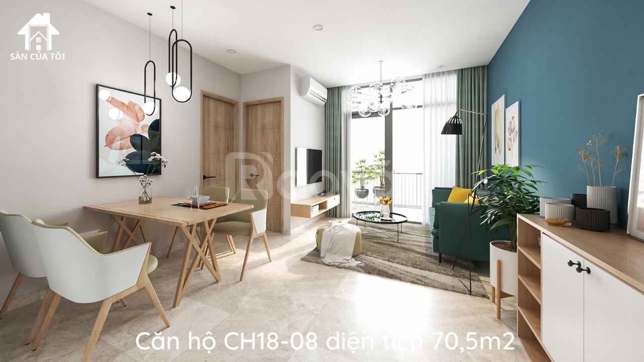 Bán căn hộ mặt tiền Trần Hưng Đạo dự án The Light Phú Yên giá tốt