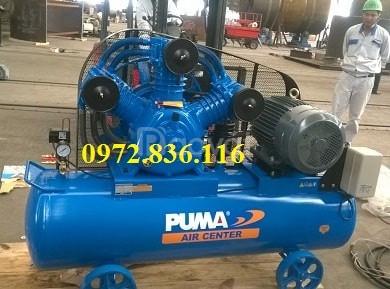 Máy nén khí Puma Đài Loan 7.5hp, 5.5kw, PK75250 call 0972.836.116