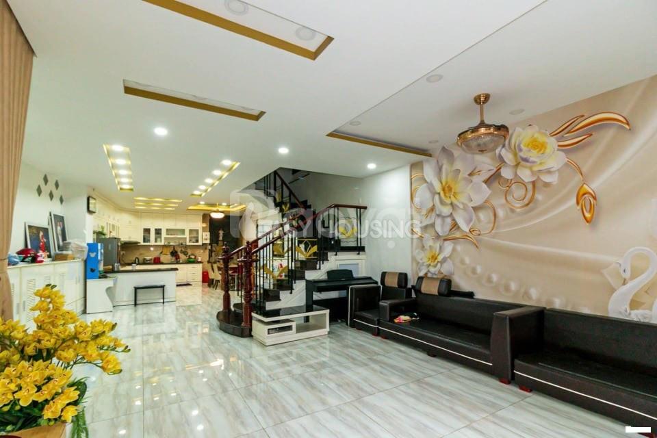 Xuất ngoại bán gấp Biệt thự 140m2 Hoàng Hoa Thám,  Quận Bình Thạnh 14 tỷ (ảnh 1)