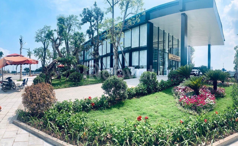 Shophouse biệt thự Louis City Hoàng Mai vừa mua đã lãi